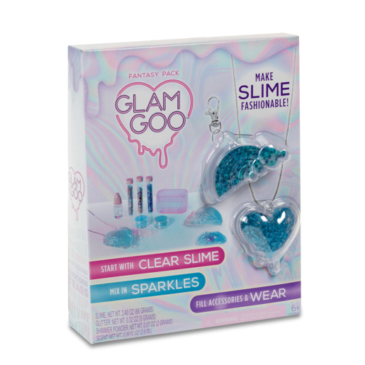 Glam Goo Theme - Fantasy Pack