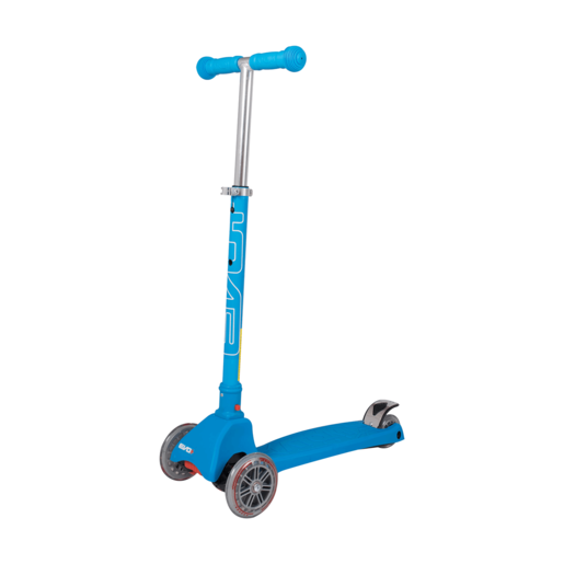 Folding Scooter Evo Plus - Blue