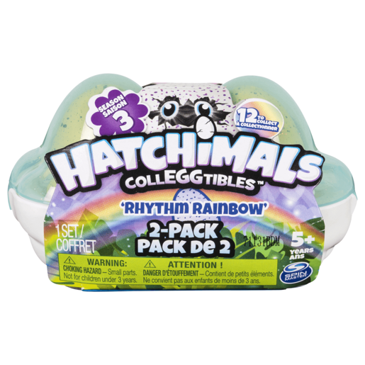 Hatchimals CollEGGtibles Season 3 - Two Eggs Pack