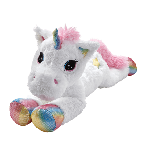 Snuggle Buddies 80cm Soft Dreamy Friend - Star Shine Unicorn