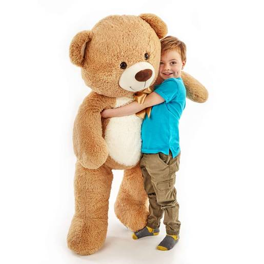 Snuggle Buddies 125cm Henry Teddy Bear