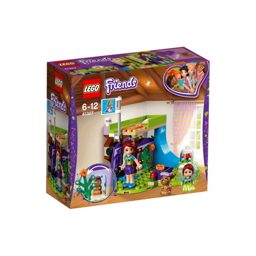 LEGO Friends Mias Bedroom - 41327