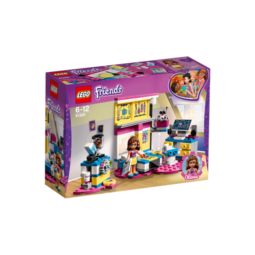 LEGO Friends Olivias Deluxe Bedroom - 41329