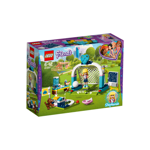 LEGO Friends Stephanie's Football - 41330