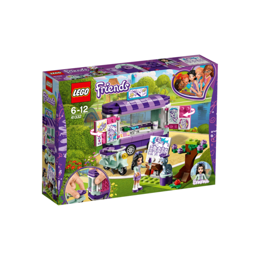LEGO Friends Emmas Art Stand - 41332
