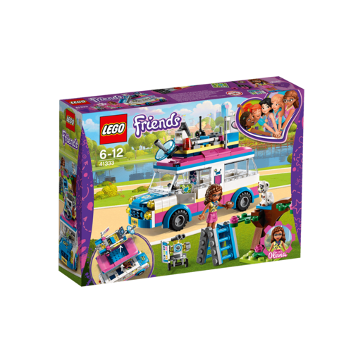 LEGO Friends Olivia's Mission Vehicle - 41333 from TheToyShop