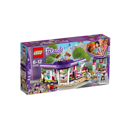 LEGO Friends Emmas Art Café - 41336