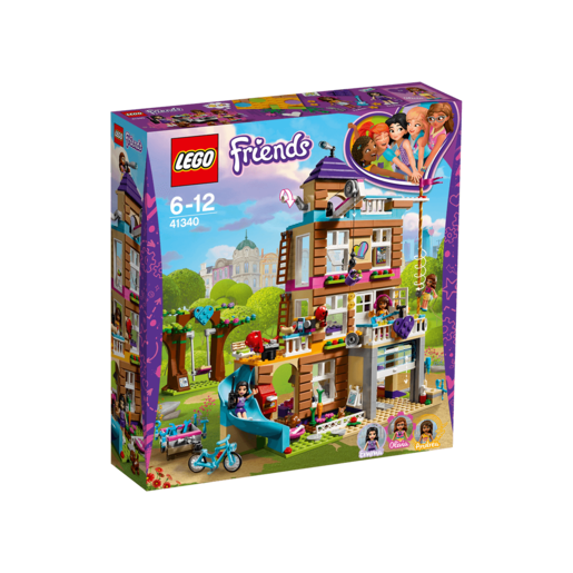 Lego Friends Friendship House 41340 The Entertainer