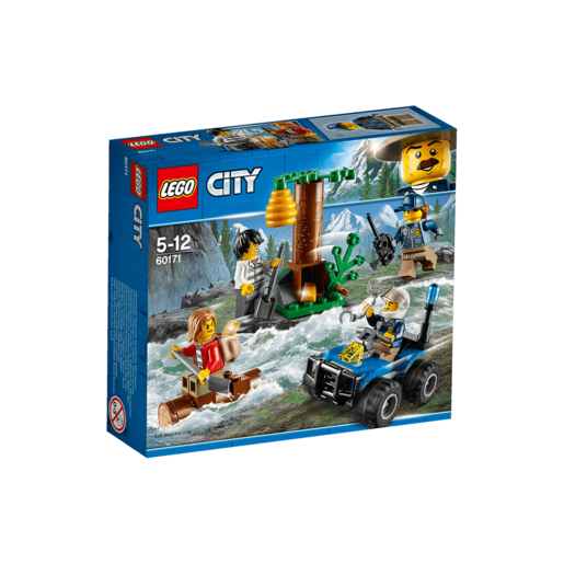 LEGO City Mountain Fugitives - 60171