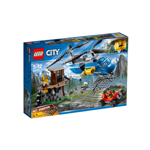 LEGO City Mountain Arrest - 60173