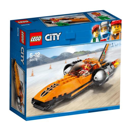 LEGO City Speed Record Car - 60178