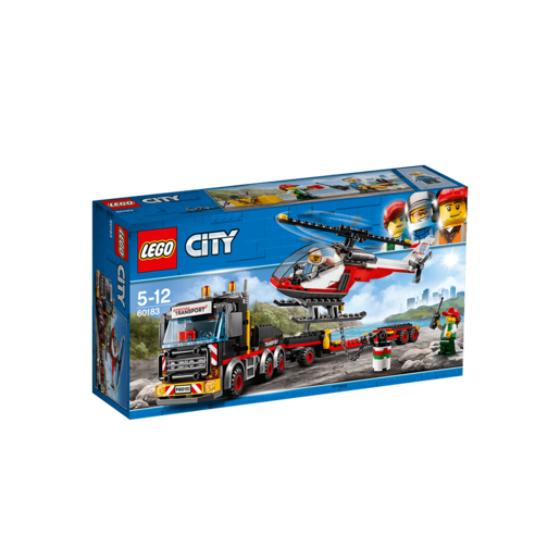 LEGO City Heavy Cargo Transport - 60183