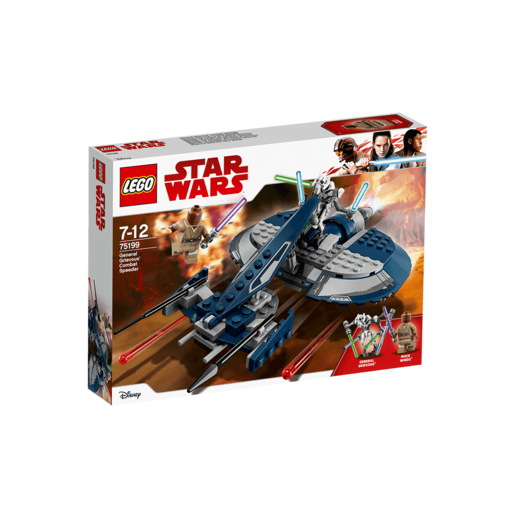 LEGO Star Wars General Grievous Combat Speeder - 75199