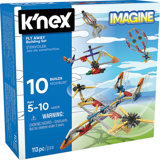 K'NEX Fly Away Beginners Building Set