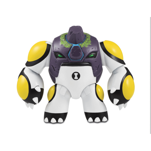 Ben 10 Omni-Enhanced Cannonbolt Figure
