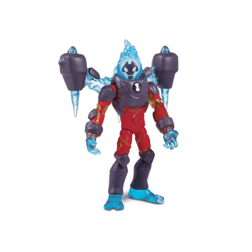 Ben 10 Omni-Enhanced Heatblast Figure