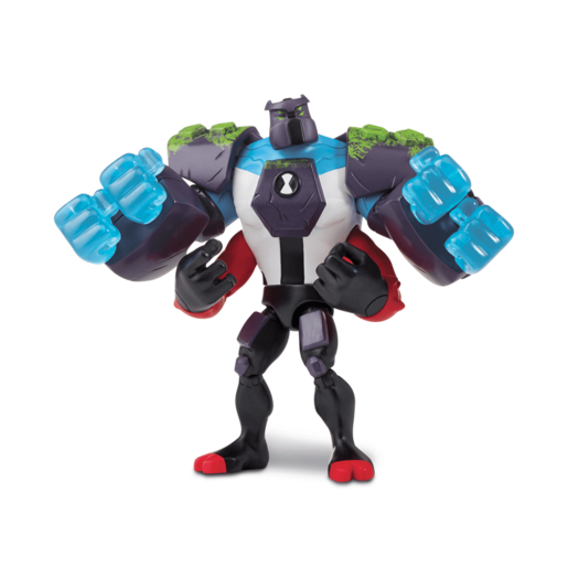 """Ben 10 Action Figure Overflow with Water Blasts 4-5.5/"""" Kids Play Toy Boys Gift"""