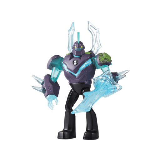 Ben 10 Omni-Enhanced Diamondhead Figure