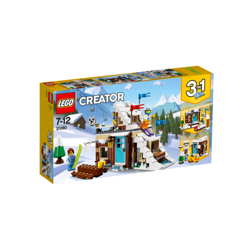 LEGO Creator Modular Winter Vacation - 31080
