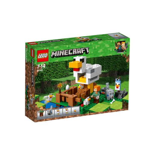 LEGO Minecraft™ Chicken Coop - 21140