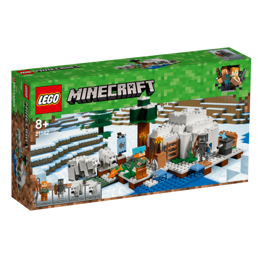 LEGO Minecraft The Polar Igloo - 21142