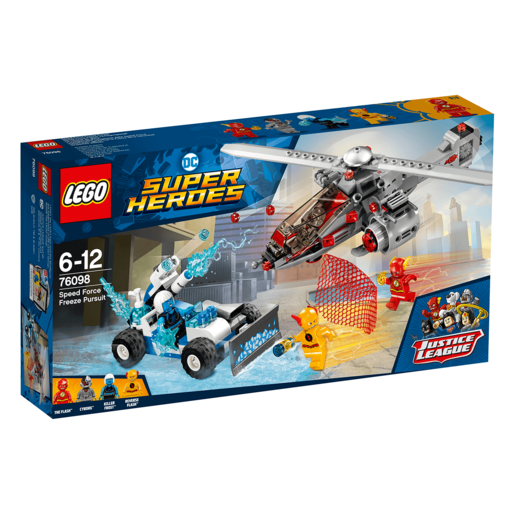 LEGO Super Heroes Justice League Speed Force Freeze Pursuit - 76098