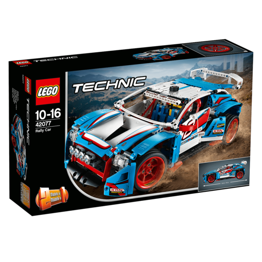 LEGO Technic Rally Car - 42077