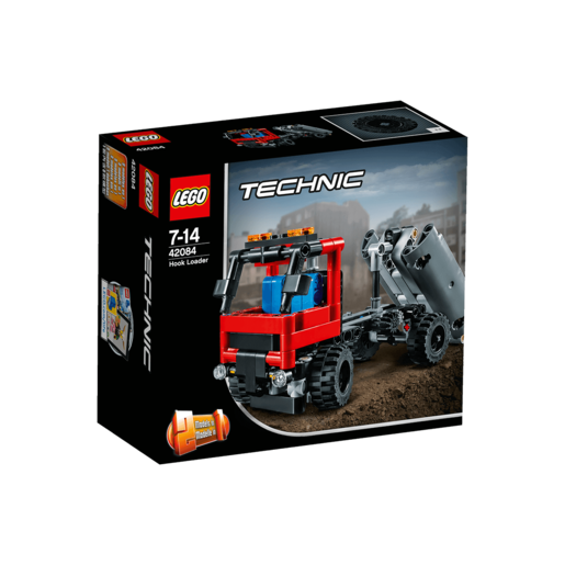 LEGO Technic Hook Loader - 42084