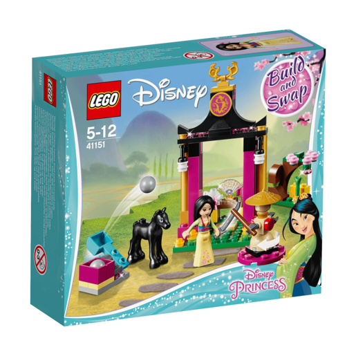 LEGO Disney Princess Mulans Training Day - 41151