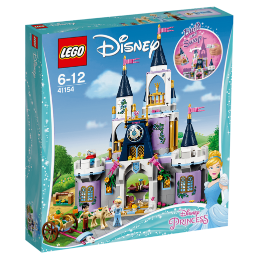 LEGO Disney Princess Cinderellas Dream Castle - 41154