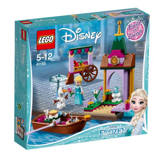 LEGO Disney Frozen Elsas Market Adventure - 41155