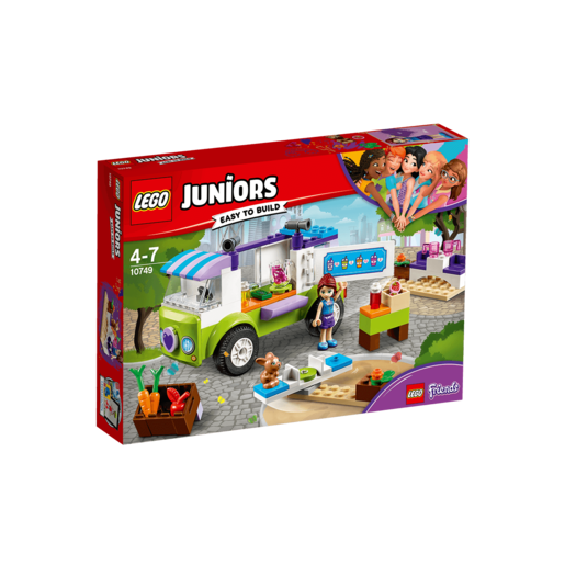 LEGO Juniors Friends Mias Organic Food Market - 10749