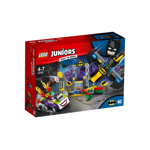 LEGO Juniors Super Heroes The Joker™ Batcave Attack - 10753