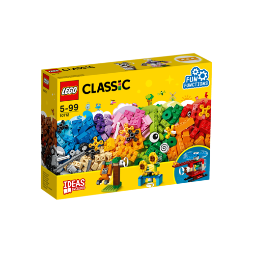 LEGO Classic Bricks and Gears - 10712