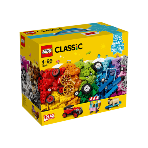 LEGO Classic Bricks on a Roll - 10715