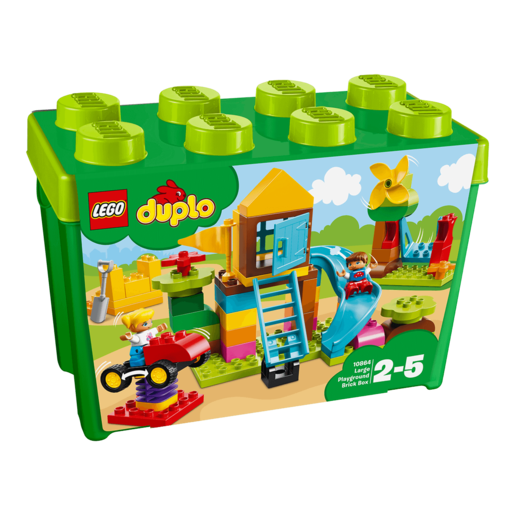 LEGO Duplo Large Playground Brick Box - 10864