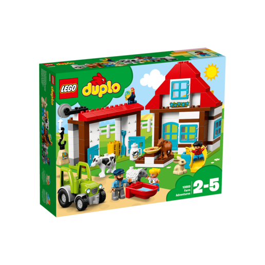 LEGO Duplo Farm Adventures - 10869