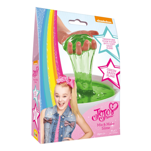 JoJo Siwa Mix & Make Slime - Green