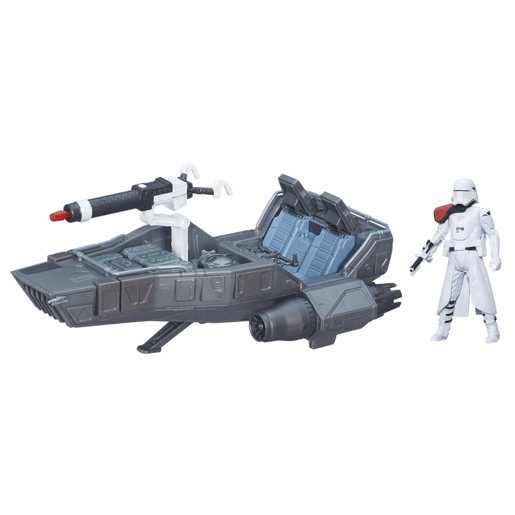Star Wars The Force Awakens - First Order Snowspeeder