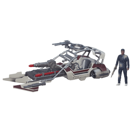 Star Wars The Force Awakens - Jakku Landspeeder