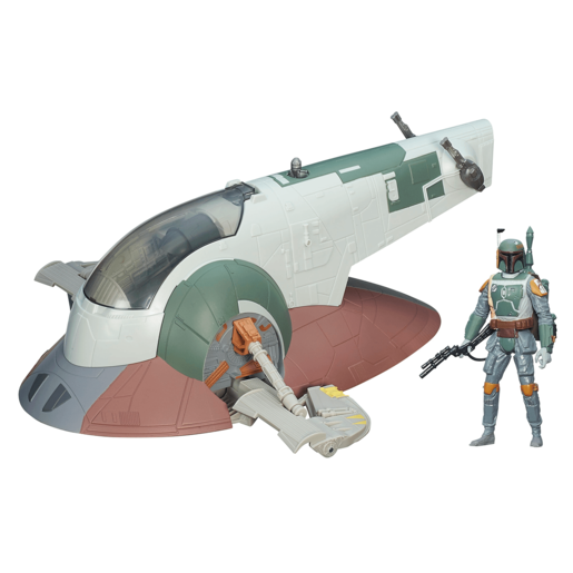 Star Wars The Force Awakens - Slave 1