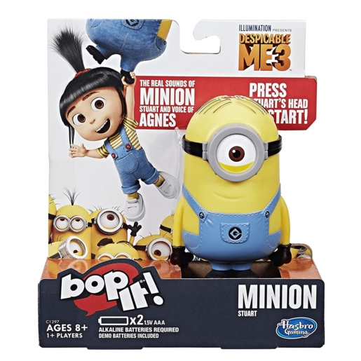 Bop It! Despicable Me 3