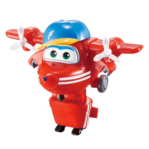 Super Wings Series 2 Transform a Bots - Flip