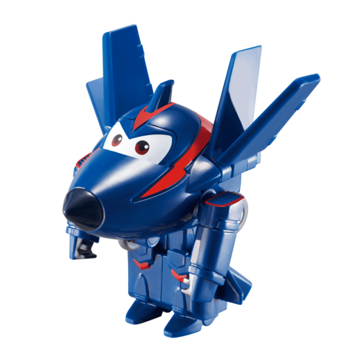 Super Wings Series 2 Transform a Bots - Agent Chase