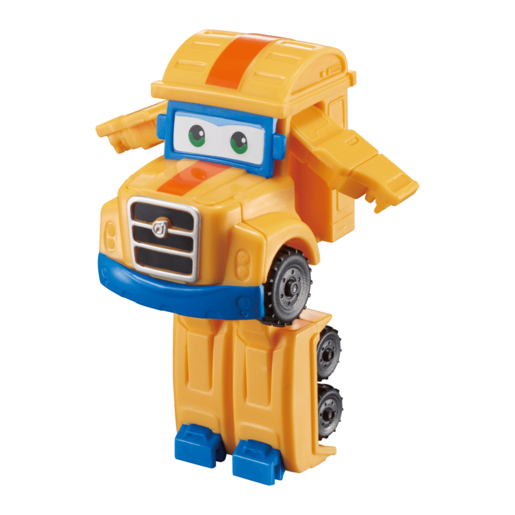 Super Wings Series 2 Transform a Bots - Poppa Wheel