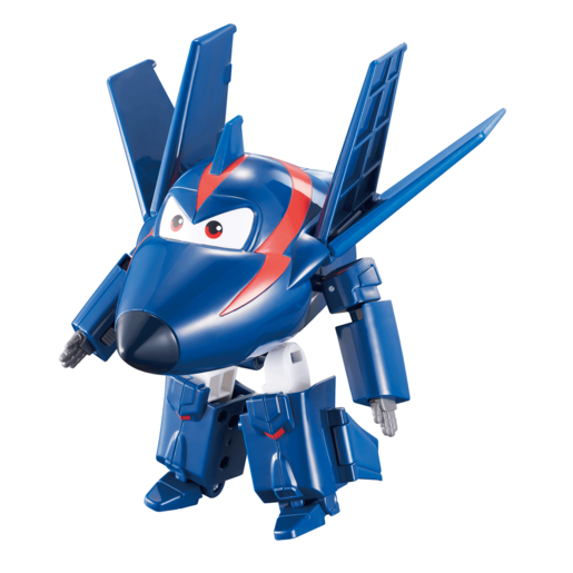 Super Wings Transforming Agent Chase