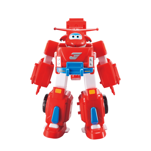 Super Wings Deluxe Transforming Vehicles - Jett