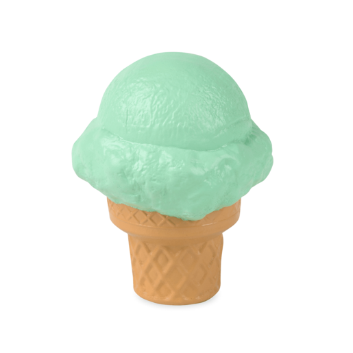 Softn Slo Squishies Series 1 Original Sweet Shop - Green Ice Cream