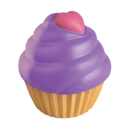 Soft N Slo Squishies Sweet Shop Ultra - Cupcake (Colours Vary)