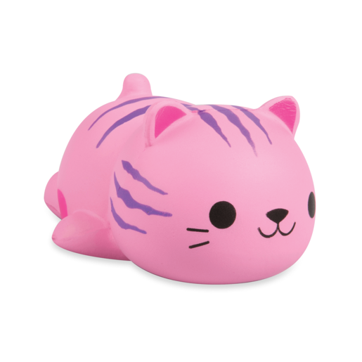 Softn Slo Squishies Mega Animals - Tickly Tiger